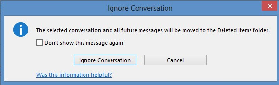 how to change retention policy in outlook 2013